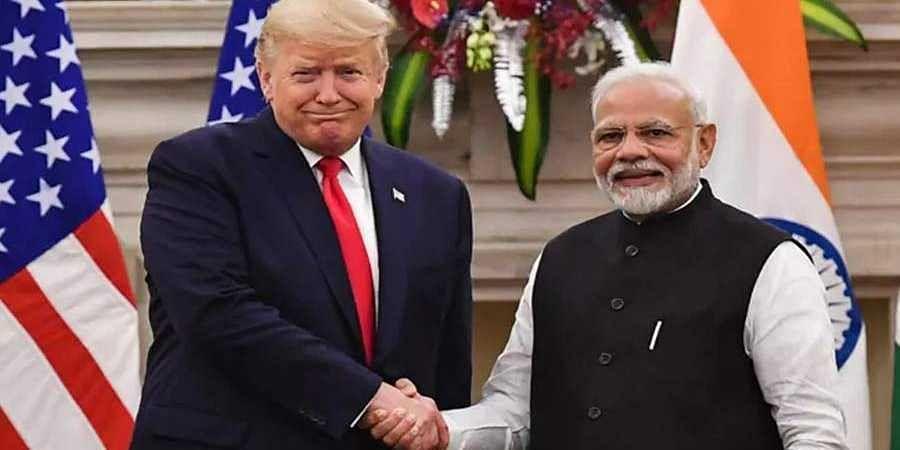 Donald Trump-Narendra Modi
