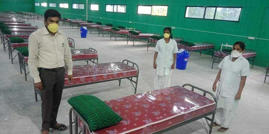 Tumakuru-COVID-19 Care Centre