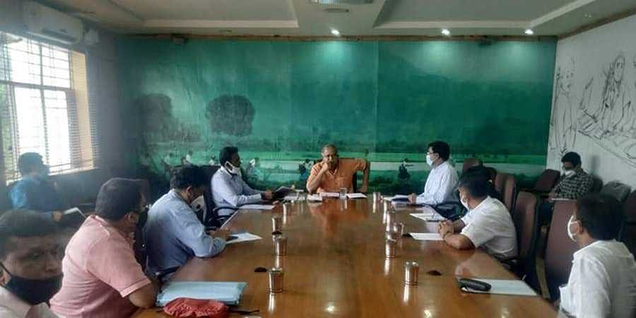 Minister Suresh Kumar discuss with different organisations chiefs