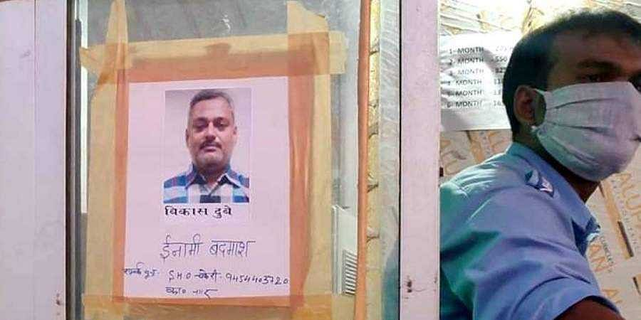 Kanpur encounter: 10 constables transferred