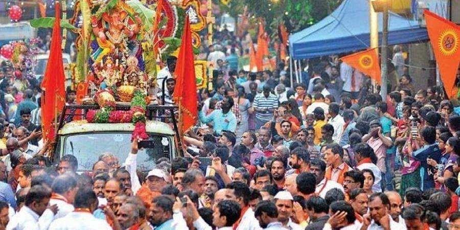 Covid a killjoy for Ganesha, Janmashtami celebrations