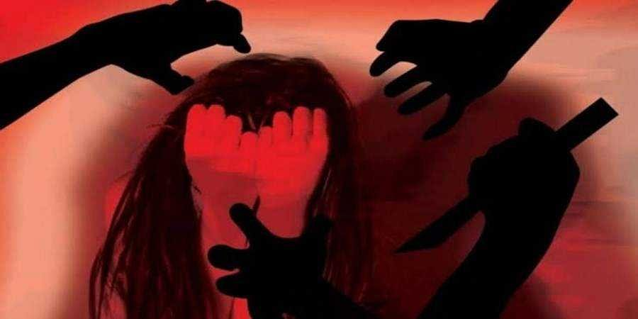 Minor girl gangraped