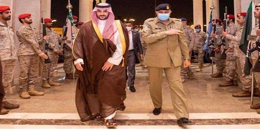 Pakista army chief fails to meet Saudi crown prince