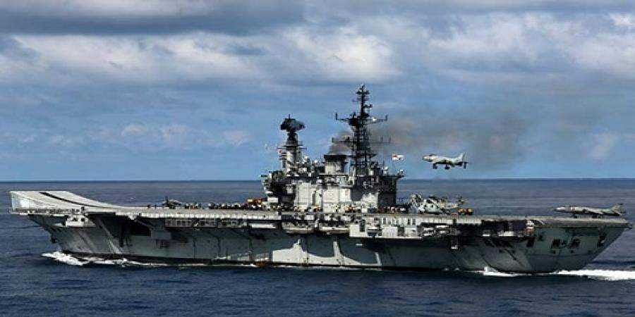 Aircraft Carrier INS Viraat, India's Longest Serving Warship, To Be Dismantled In Gujarat