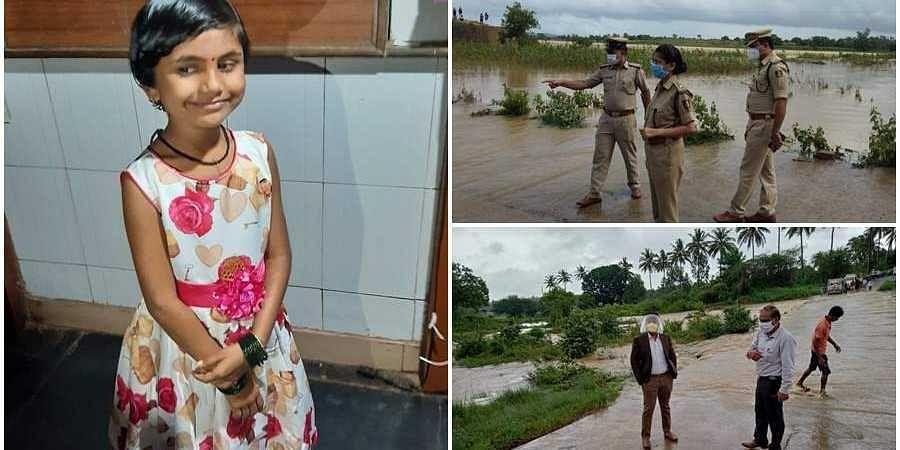 Shri devi and police (File photo)