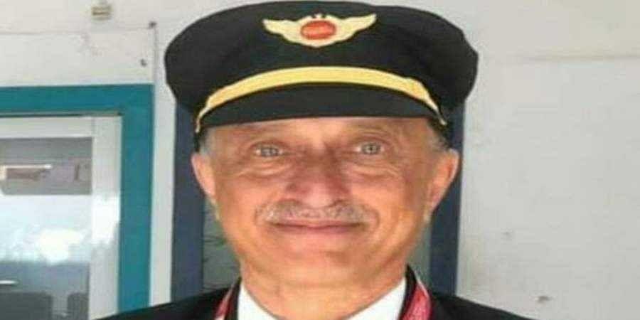 Captain Deepak Vasant Sathe