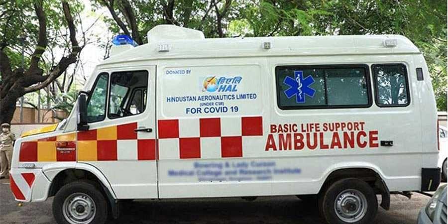 Bengaluru hospitals-HAL