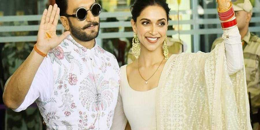 Ranveer Singh, Deepika Padukone(File photo)