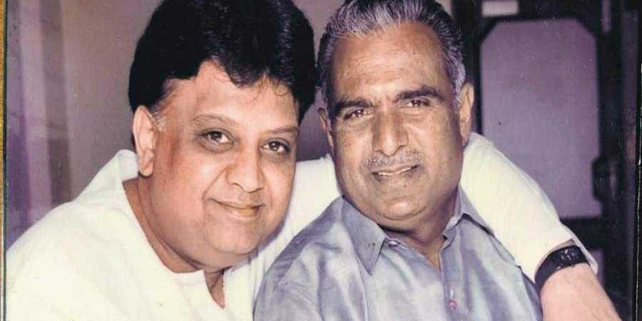 S P Balasubrahmanyam and G K Obaiah(File photo)
