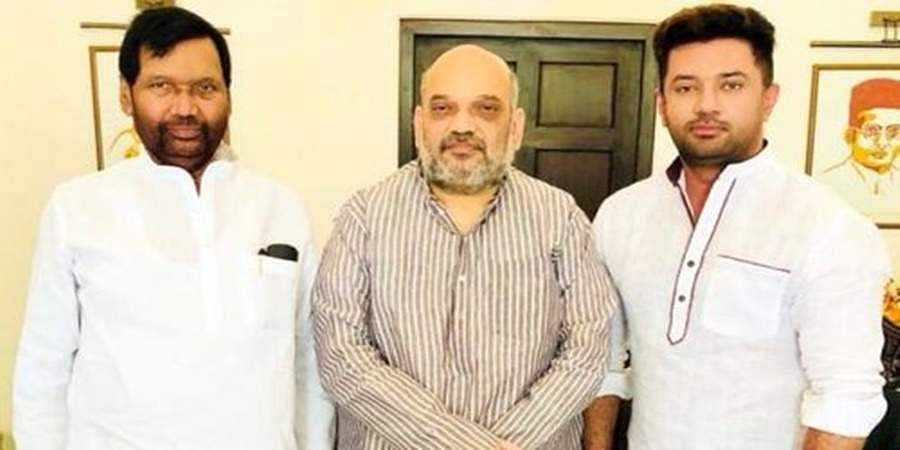 Trouble in NDA? 'Unhappy' LJP weighs options