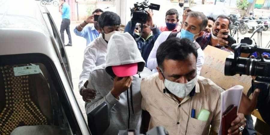 Aditya Alva, arrested by CCB Bangalore police