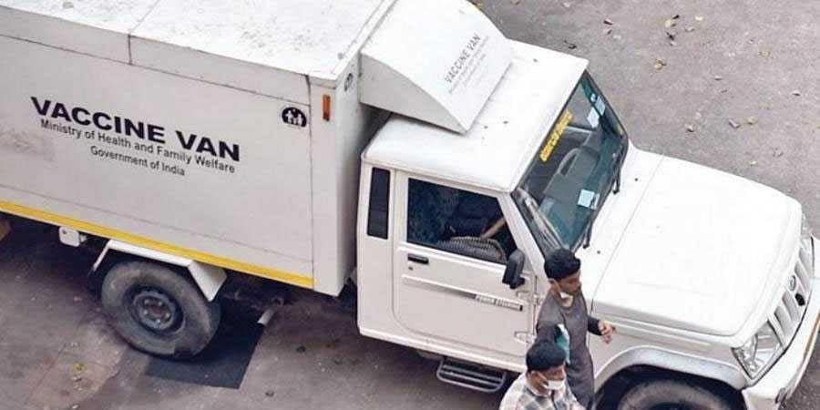Covid vaccine drive in Bengaluru