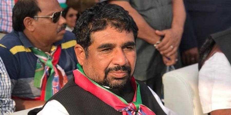 Bhartiya Tribal Party president Maheshbhai C Vasava (Photo   Maheshbhai C Vasava Facebook)