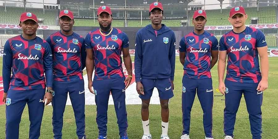 West indies players make debut in Mirpur