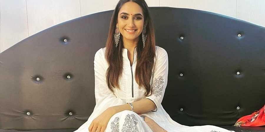 Actress Ragini Dvivedi(File photo)