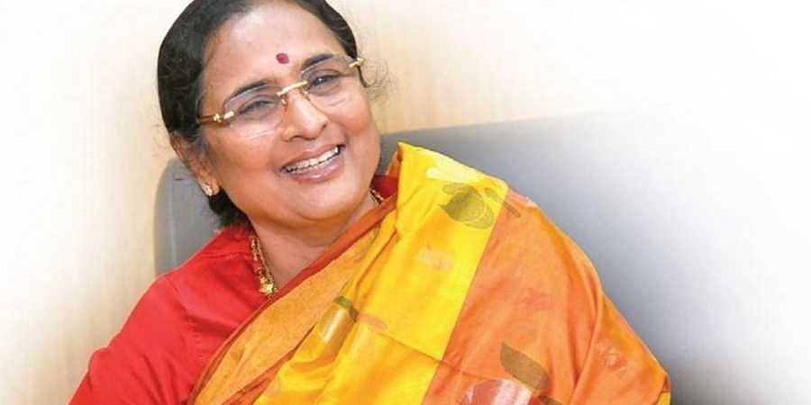 Retired IAS officer Ratna Prabha