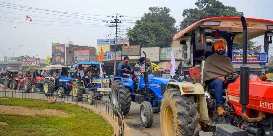 Farmers_take_out_a_tractor_march2