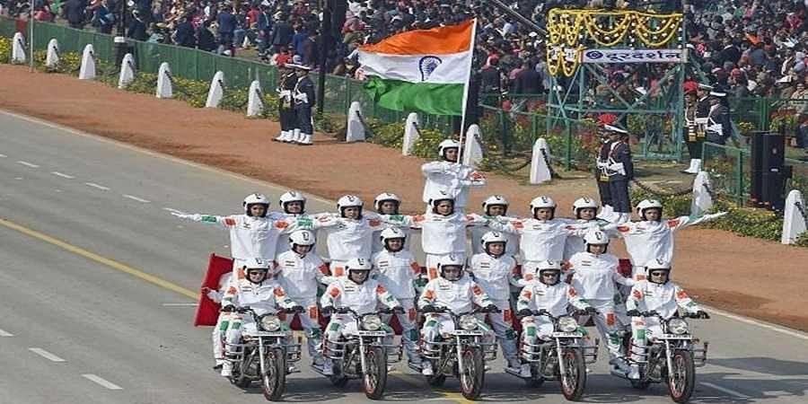 No motorcycle stunts at R-Day parade this year