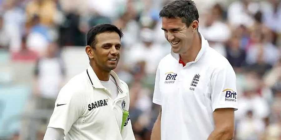 Kevin Pietersen-Rahul Dravid