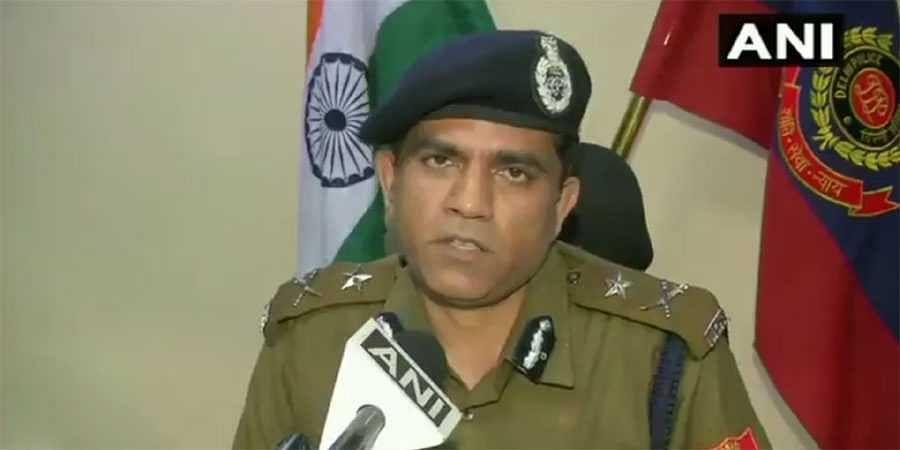 Delhi Joint Commissioner of Police Alok Kumar