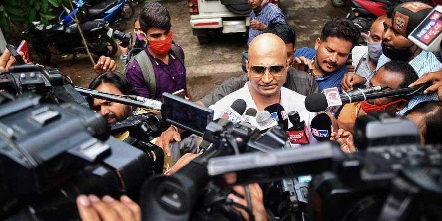 Film director Indrajit Lankesh