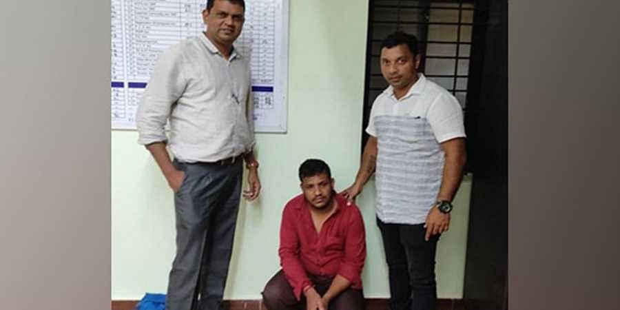 Crime Branch of Goa Police arrested a rape and murder accused.