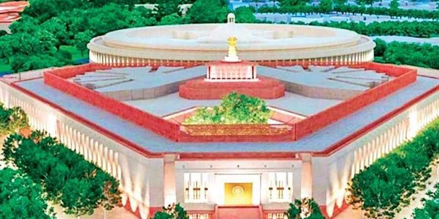 The grand Central Vista project is estimated to cost `20,000 crore