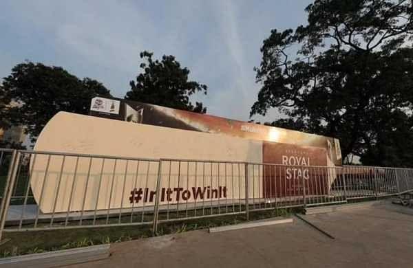 ವಿಶ್ವದ ಅತಿ ಉದ್ದ ಕ್ರಿಕೆಟ್ ಬ್ಯಾಟ್ ಹೈದರಾಬಾದ್ ನಲ್ಲಿ ಪ್ರದರ್ಶನಕ್ಕೆ: ಇದು ಹೇಗಿದೆ ನೋಡಿ