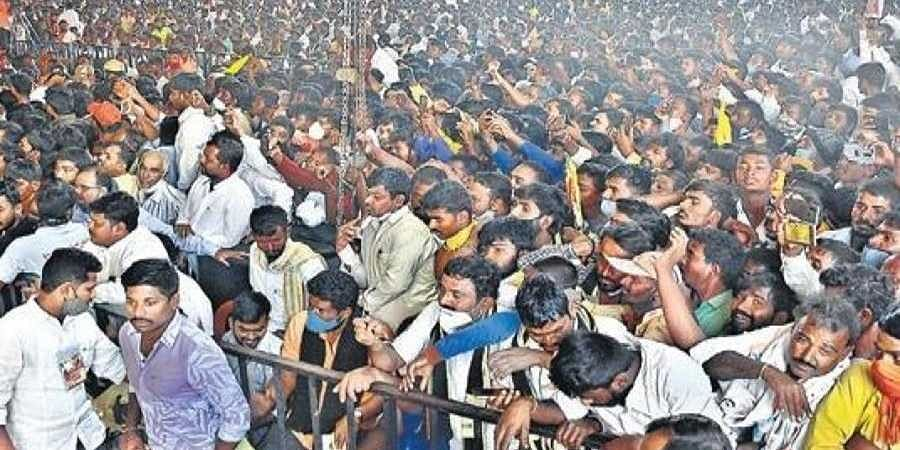 The Kurubas held a massive convention in Bengaluru recently