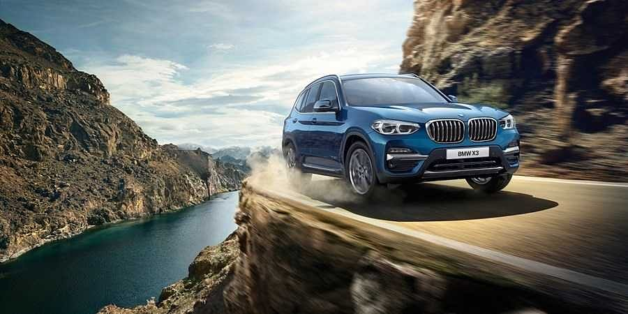 BMW X3 xDrive30i SportX launched at Rs 56.50 lakh