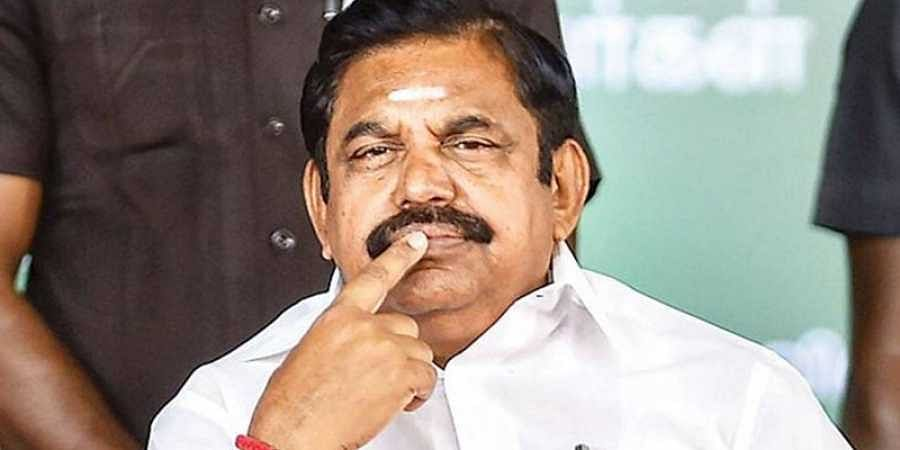 TN CM Palaniswami