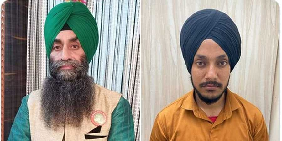 Delhi Police arrested two key wanted accused