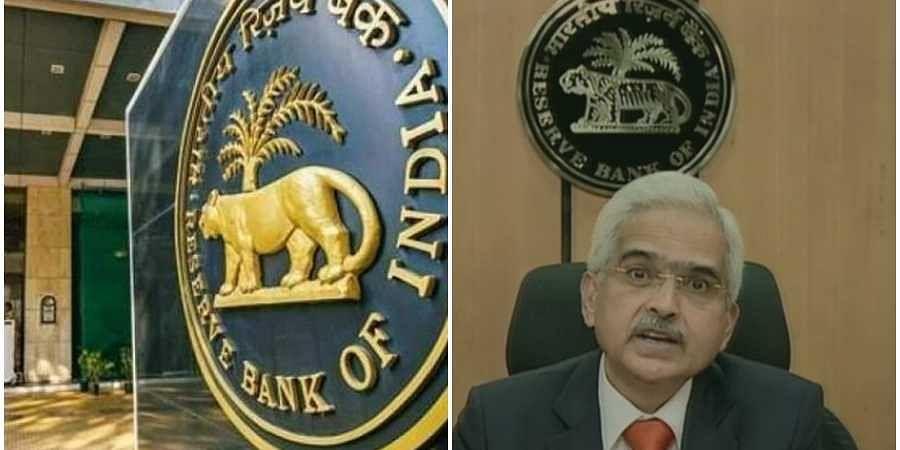 RBI governor Shaktikanth Das