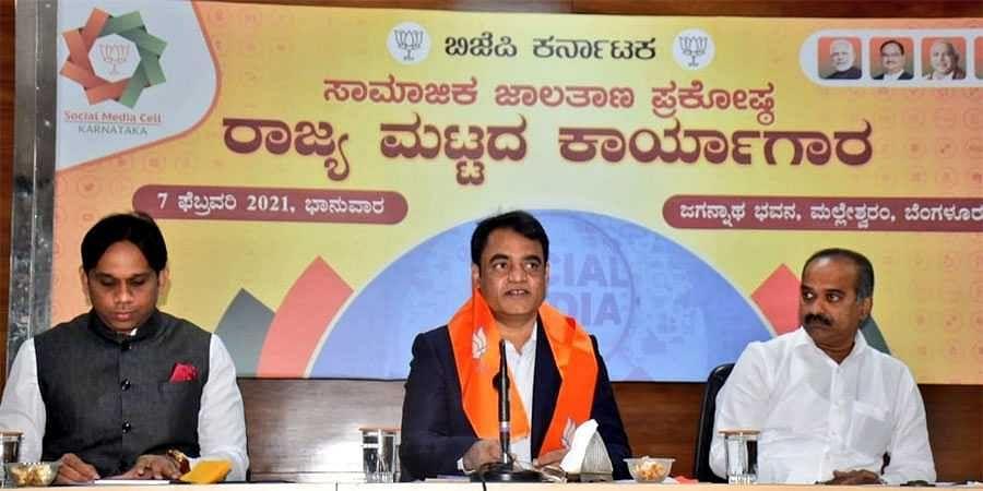 DCM Ashwath Narayana