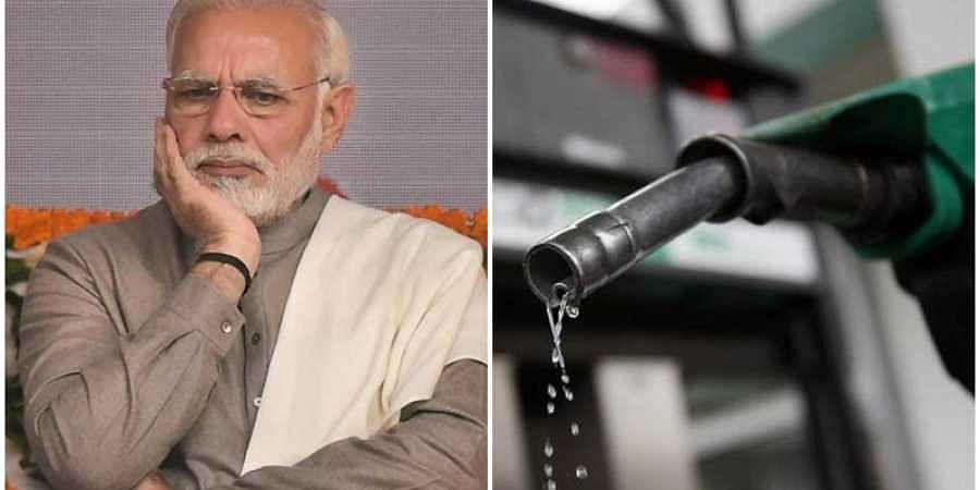 PM Narendra Modi Fuel Price Hike (file pic)