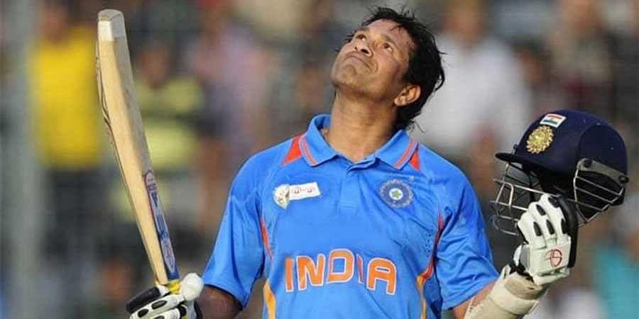 Sachin Tendulkar-100th international ton