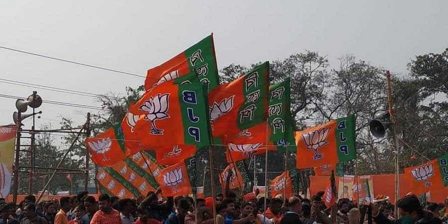 BJP leads in Gujarat municipal polls