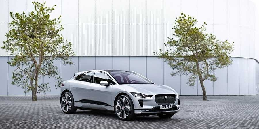 Jaguar I-Pace Electric SUV Launched In India