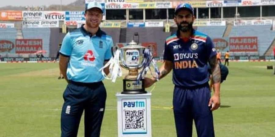 India and England team leaders