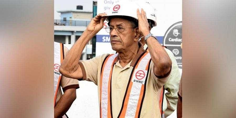 Metro Man E Sreedharan (Photo | Albin Mathew, EPS)