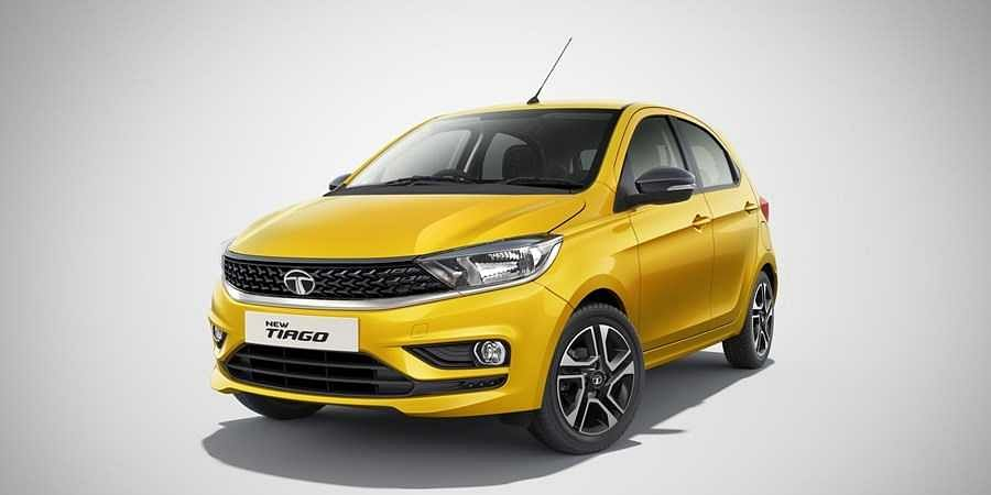 Tata Motors launches the Tiago XTA