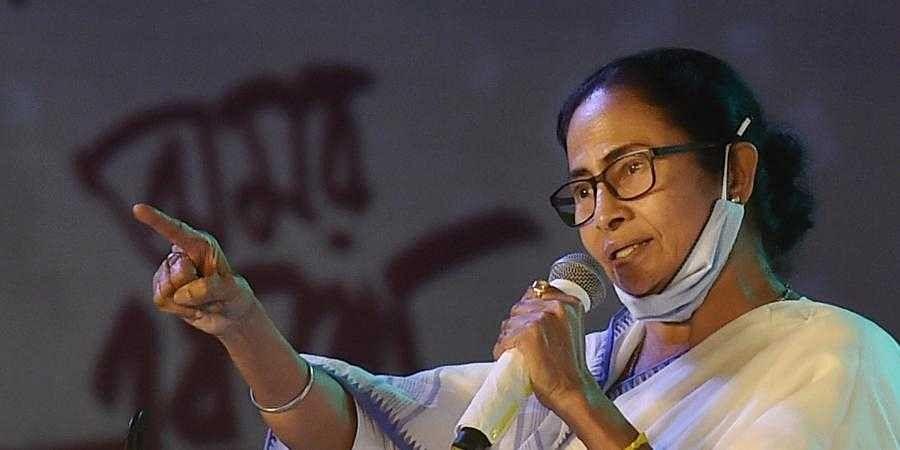 West Bengal Chief Minister Mamata Banerjee. (Photo | PTI)