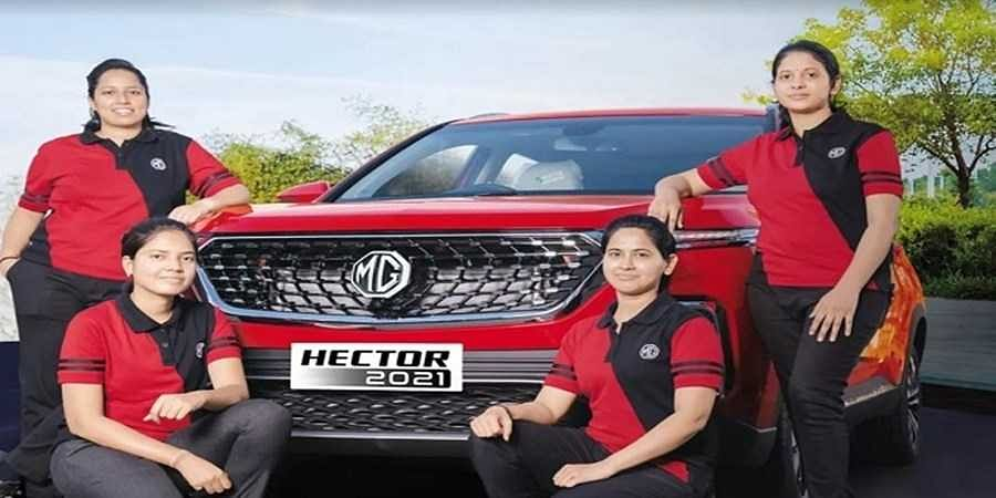 MG Motors Launch 'Womentorship' To Support Social Ventures By Women