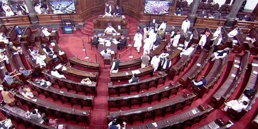 Rajya Sabha adjourned till 1 pm