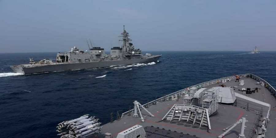 Pentagon defends US ship asserting navigational rights in Indian EEZ