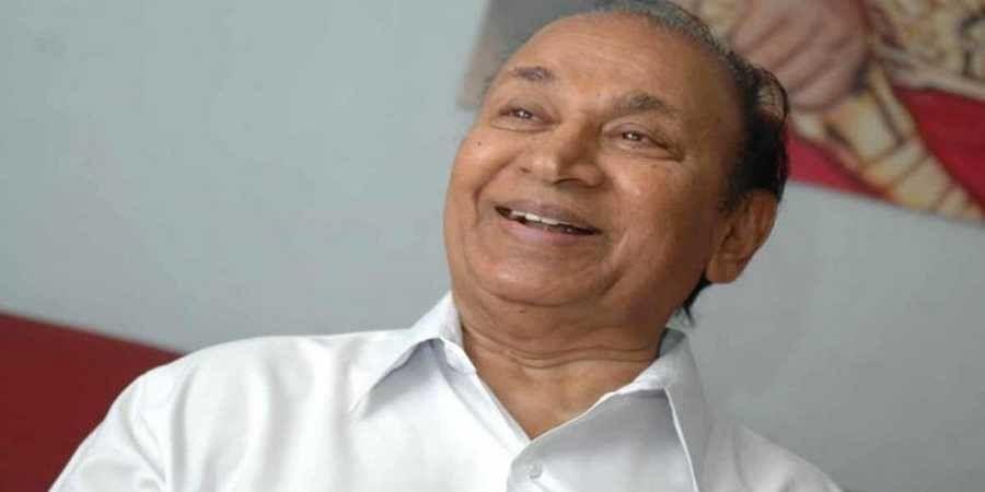 Dr Rajkumar(File photo)