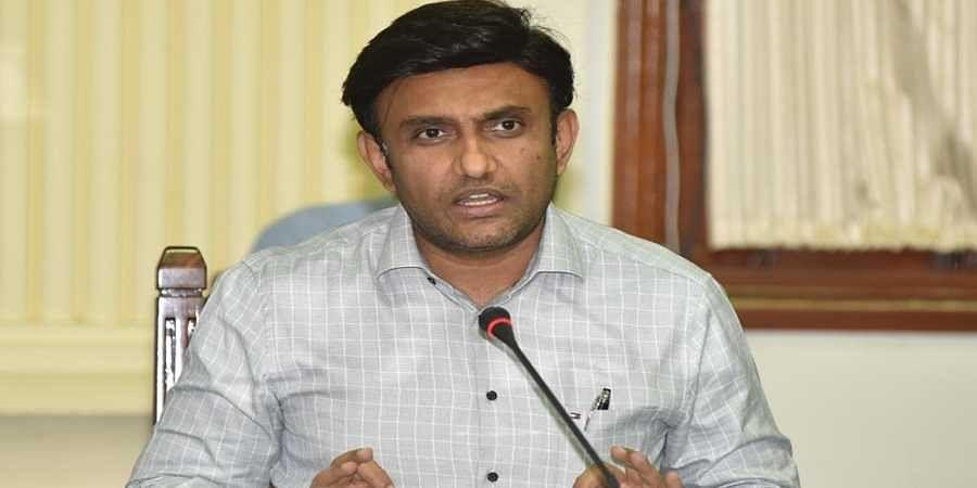 Dr K Sudhakar