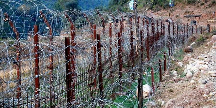 Indian army sends civilian