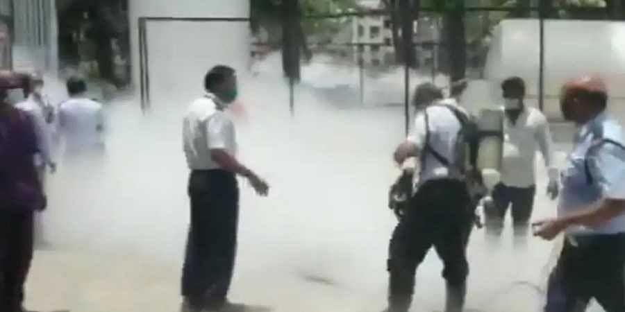 Oxygen tank leaks at Nashik's Zakir Hussain Hospital, 22 patients feared dead