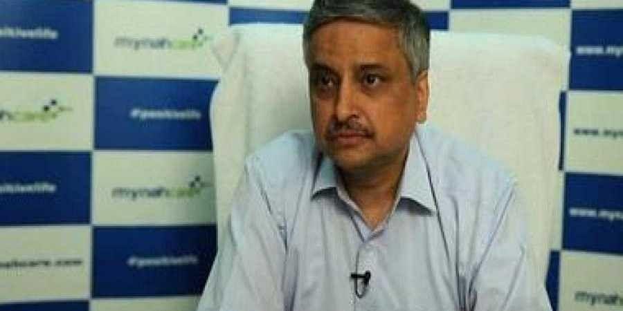 AIIMS Director Dr Randeep Guleria.